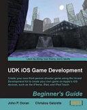 Udk Ios Game Development Beginner s Guide