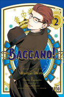 link to Baccano! in the TCC library catalog