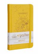 Harry Potter  Hufflepuff  Constellation  Ruled Pocket Journal
