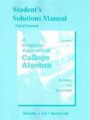 A Graphical Approach To College Algebra [Pdf/ePub] eBook