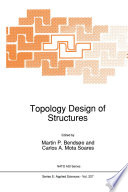 Topology Design of Structures