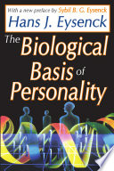 The Biological Basis of Personality Book