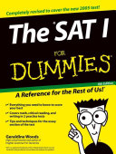 The *SAT I For Dummies