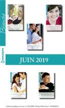 11 romans Blanche (n°1431 à 1435 - Juin 2019)