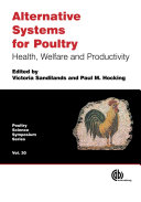 Alternative Systems for Poultry