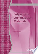 Polymers in Cementitious Materials Book