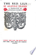 The Works of Anatole France in an English Translation  , Volume 32