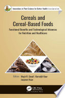 Cereals and Cereal-Based Foods