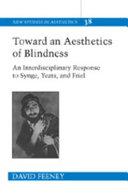 Toward an Aesthetics of Blindness ebook