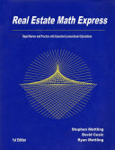 Real Estate Math Express: Rapid Review and Practice with ...