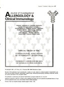 Journal of Investigational Allergology   Clinical Immunology Book