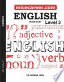 English Grammar and Vocabulary Course Level 3
