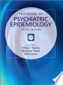 Textbook Of Psychiatric Epidemiology Book PDF