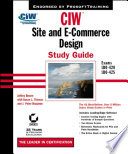CIW Site and E-Commerce Design Study Guide