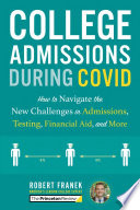 College Admissions During COVID Book PDF