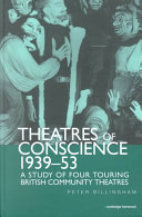 Theatres of Conscience  1939 53