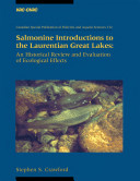 Salmonine Introductions to the Laurentian Great Lakes