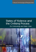 Pdf States of Violence and the Civilising Process