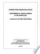 NIOSH Current Intelligence Bulletin