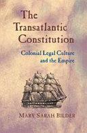 The Transatlantic Constitution Book