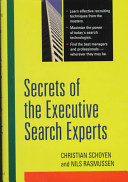 Secrets of the Executive Search Experts