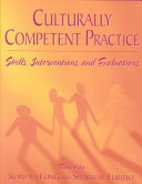 Culturally Competent Practice Book