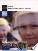 Ofsted departmental report 2006-07