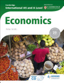 Books - AS And A Level Economics Students Book | ISBN 9781444181364