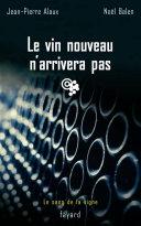 Pdf Le vin nouveau n'arrivera pas Telecharger