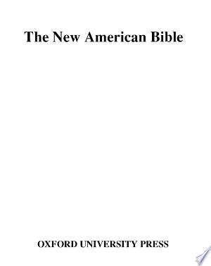 Download New American Bible Free Books - Read Ebook Online