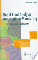 Rapid Food Analysis and Hygiene Monitoring