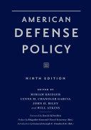 American Defense Policy Pdf/ePub eBook