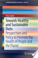 Towards Healthy and Sustainable Diets Book