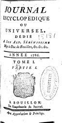 Journal encyclopédique