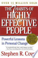 The 7 Habits of Highly Effective People Book
