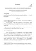 OECD Guidelines for the Testing of Chemicals  Section 1 Test No  117  Partition Coefficient  n octanol water   HPLC Method