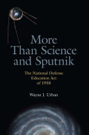 More Than Science and Sputnik