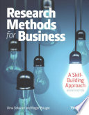 Research Methods for Business: a Skill Building Ap Proach 7e with WileyPLUS Learning Space Card Set