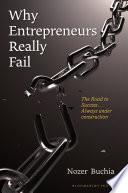 Why Entrepreneurs Really Fail