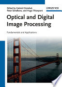 Optical And Digital Image Processing Book PDF