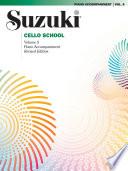 Suzuki Cello School   Volume 8  Revised