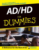 AD   HD For Dummies