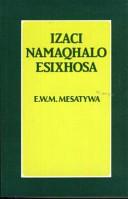 Books - Izaci Namaqhalo Esixhosa | ISBN 9780636001718