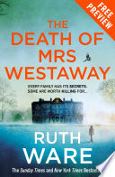 New Ruth Ware Thriller Book