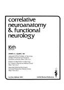 Correlative Neuroanatomy   Functional Neurology Book
