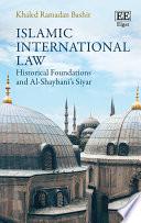 Islamic International Law