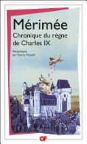 Pdf Chronique du règne de Charles IX Telecharger