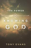 The Power of Knowing God Pdf/ePub eBook