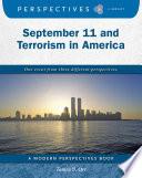 September 11 and Terrorism in America Book