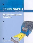 Saxon Math Intermediate 5